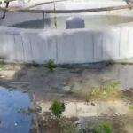 Favara. Copiosa perdita di acqua dalla fontana di Largo Fonte Canali (VIDEO)