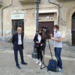 """Lo scrittore siciliano Accursio Soldano intervistato dalla TV Francese """"Art Tv"""""""