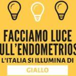 Agrigento sceglie il giallo: sensibilizzazione sull'endometriosi