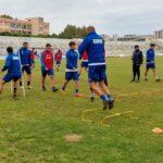 Akragas, allenamento pomeridiano allo stadio Esseneto. Domani rifinitura in vista della sfida sul campo della Sancataldese