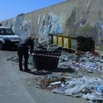 Sequestro Discarica Abusiva nel Porto di Licata
