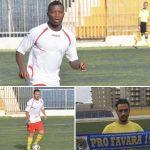 Altri tre importanti rinnovi nel Pro Favara: Andrea Cava, Francesco Pellegrino e Charles King