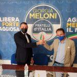 Porto Empedocle 2021, Fratelli d'Italia ed il candidato Sindaco Rino Lattuca insieme alle prossime amministrative