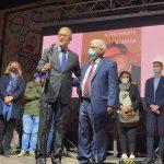 Elezioni a Favara, il Presidente Musumeci a fianco del candidato sindaco Toto Montaperto