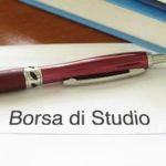 Domande Borsa Studio scuole secondarie II grado 2019/2020