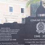 25 aprile, Piazza Cavour. LiberArci, Anpi e l'Istituto Marrone ricordano partigiani e antifascisti favaresi.