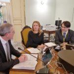 """Politica. L'on. Giusi Savarino: """"Chiediamo al Governo gialloverde un decreto #salvaimprese creditrici della Cmc"""""""