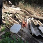 Scoperte e sequestrate tre discariche abusive in provincia di Agrigento. Tre persone denunciate nel licatese.