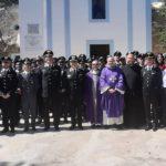 Lampedusa. Celebrazione interforze della Santa Messa in preparazione della Pasqua