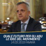 Favara. Giovedì 14 marzo l'on. Giovanni Di Caro incontrerà i lavoratori ASU al Castello Chiaramonte