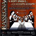"""Cultura. Sabato 9 e domenica 10 marzo in scena l'associazione teatrale Giò 90 S. Vito con """"A morti spara e…cu acchiappa acchiappa"""""""