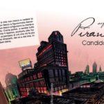 """Favara. Sofia Pirandello presenta il suo libro """"Candido suicida"""" presso Alba Palace"""