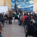 """Cultura. Applausi entusiasti degli studenti dell'Istituto Foderà per i relatori del convegno """"Il valore della Costituzione"""""""