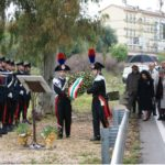 Celebrata la ricorrenza del 27° anniversario dell'uccisione del Maresciallo Maggiore Giuliano Guazzelli
