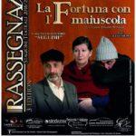 """Cultura. Sabato 6 e domenica 7 aprile in scena """"La Fortuna con l'effe Maiuscola"""" al Teatro San Francesco di Favara"""