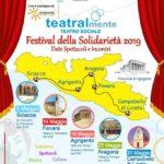 """Favara. Martedì 14 maggio al Teatro San Francesco, il """"Festival della Solidarietà"""""""