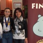 Alice Fiorello, la giovanissima finalista alla Hippo Competition