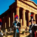 Agrigento. 205° Anniversario della Fondazione dell'Arma dei Carabinieri.