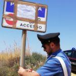 Realmonte. I Carabinieri sequestrano un ampio terreno e due manufatti