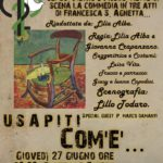 """Cultura. Questa sera la commedia """" U sapiti com'è"""" in onore dei festeggiamenti di SS. Pietro e Paolo"""