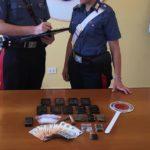 Arrestati a Sciacca due giovani per detenzione e spaccio di stupefacenti.