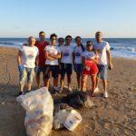 Agrigento. Continua l'operazione #SpiaggePulite portato avanti dai volontari di AmAgrigento