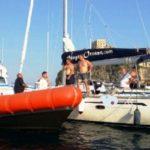 Diporto nautico selvaggio. Multe cifra record di €.26.881,50