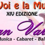 """Favara. """"Noi Voi e la Musica"""", questa sera in piazza Cavour lo spettacolo della Sirius"""