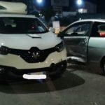 Villaggio Mosè. Incidente tra due auto: nessun ferito