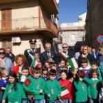 San Biagio Platani. Cerimonia Unità Nazionale e la Festa delle Forze Armate