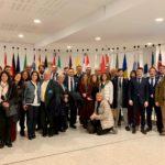 Tappa a Bruxelles per la Lega Agrigentina