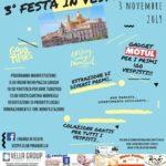 """Favara. Domani, domenica 3 novembre, ritorna l'attesissima """"Festa in Vespa"""", giunta alla Terza Edizione."""