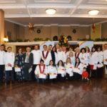 """Celebrata la 19esima edizione de il """"Natale del cuoco"""" ad Agrigento."""
