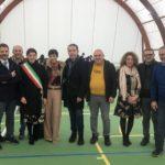 Favara. Effettuata la consegna delle chiave della palestra Falcone e Borsellino (VIDEO)