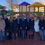 Favara. Si è inaugurato questa mattina il parco giochi donato dai deputati regionali del M5S
