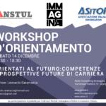 """Agrigento. Sabato 14 dicembre il workshop """"Orientati al Futuro: competenze e prospettive future di carriera"""""""