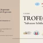 IX trofeo Salvatore Schifano, con i prodotti del territorio