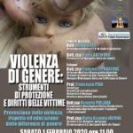 """Agrigento. Sabato 1 febbraio alle ore 11 al """"Foderà"""", si parlerà di violenza sulle donne. La conferenza organizzata dal Lions Club Valle dei Templi"""