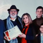 """Gala' del teatro dialettale città' di Castelbuono, premiati""""Teatro Insieme"""" di Favara per migliori musiche."""