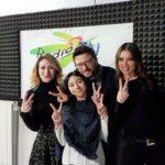 """Spettacolo. Adriana Cuschera, la giovanissima cantante favarese, presenta sulle frequenze di Radio In il suo primo inedito """"Piccola ancora"""""""