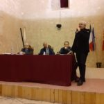 """Favara. Partecipata la presentazione del libro """"La leggenda del raccontatore errante"""" di Don Vincenzo Arnone"""