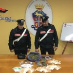 Colpo grosso a Sciacca (AG): arrestati due pusher e sequestrati 1 kg di marijuana e 20.000 euro