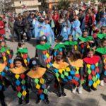 Favara. Carnevale in piazza della Pace, un evento riuscito