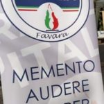 """Favara. Bruciato nella notte """"El Peskador"""". La condanna del Gruppo Fratelli d'Italia locale"""