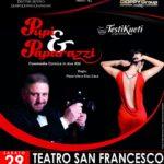 """Spettacolo. Stasera in scena al Teatro San Francesco la commedia """"Pupi e Paparazzi"""" della compagnia di Favara """"TestiKueti"""""""