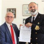 """Porto Empedocle: Rinnovato il protocollo d'intesa tra la Guardia Costiera e la Croce Rossa"""""""