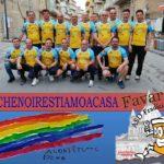 """Favara.#iorestoacasa. Roberto Contrino dei Fradici Runners: """"Fai uscire fuori l'Italiano che sei e resta a casa"""""""