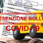 Attuata la misura dell'esenzione bollo auto prevista dalla legge di stabilita' della Regione Siciliana