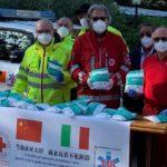 """Licata. Dalla Cina 2000 mascherine Kn95. Gli imprenditori Russo e Vitti:  """"Donate alla Croce Rossa di Agrigento e al 118 Sicilia per metterle a disposizione di chi ha bisogno"""""""