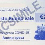 Emergenza coronavirus: Il comune di Favara si organizza per attivare i buoni spesa